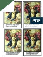 La Devocion de Las Tres Ave Marias