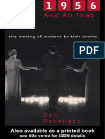 1956 and All That the Making of Modern British Drama