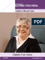 Wound Care - Diabetic Foot Ulcers