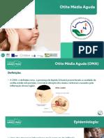 Clube da Criança - Otite Média Aguda