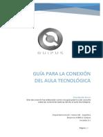 Guia Para La Conexion Del Aula Tecnologica
