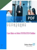 Curso Básico FOUNDATION Fieldbus