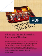 Indonesia Theater Group 3