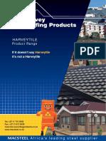 Harvey Productrange Electronic-2019