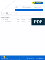 Flight E-ticket - Order ID 73408560 - 09052019