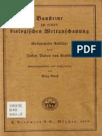 Uexküll biologischen Weltanschauung.pdf