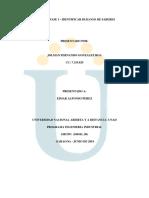 Unidad 2 Fase 3 - Identificar Diálogo de Saberes