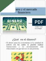 Dinero y Mercado Financiero