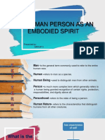 HUMAN PERSON AS A EMBODIED SPIRIT.pptx