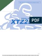Manual de Usuario_xtz250z Adventure Ténéré_2018