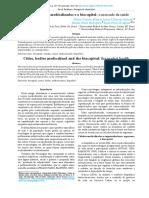 2016 - Cidades, Corpos Medicalizados e o Biocapital_ o Mercado Da Saúde