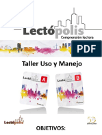 Tutorial Uso y Manejo Lectópolis
