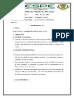 Informe de Practica Electronica