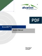 BreezeNET B Ver_5.0 System Manual 080128