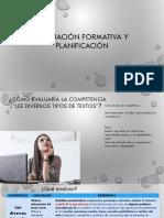 Evaluacion Formativa y Planificacion 17.06