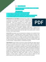 Principios Derecho Procesal Penal- ART 10 Al ART 19