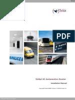 Teldat Dm687-I H2 Automotive Installation