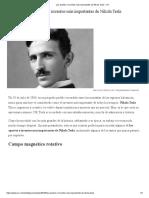 Los Aportes e Inventos Más Importantes de Nikola Tesla - VIX