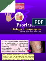 Psoriasis - Dermatología