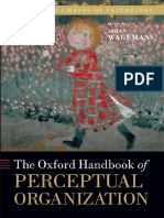 The Oxford Handbook of Perceptual Organization, 2015 PDF