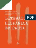 literatura hispanica em pauta