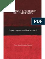 González Esparza, V.M._Dejando Los Restos Del Naufragio Completo