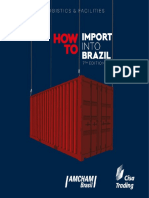 Howto Import Into Brazil