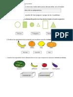 guía de ciencias formas y tamaño