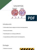 Hematología - Leucemias Agudas