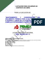 01.- Prebases de Licitacion 18578022-001-13