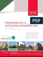 Panorama de la Hotelería Sul-Americana HVS - 2016_20152016-espanol
