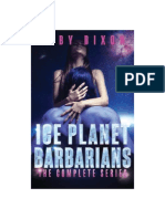 1. Ice Barbarians Planet
