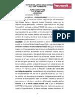 Casación 1295-2011 Moquegua (Peruweek.pe)