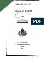 Colleccao Leis 1847 Parte1