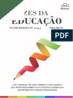 eBook Vozes Da Educação Volume IV