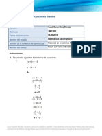 Soto_irandi Sarahi_Sistema de Ecuaciones Lineales