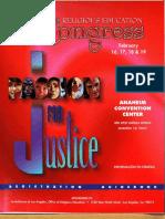 RECongress 1985 Registration Guidebook