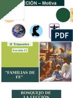 Familias de fé