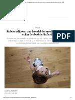 atención obesidad en niños