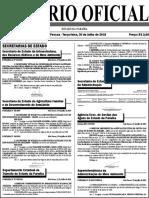 Diario Oficial 30-07-2019