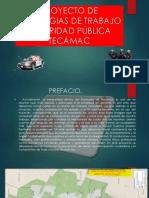 Proyecto de Trabajo Municipal