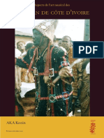 AKA Konin - Aspects de l'Art Musical Des Tchaman de Côte d'Ivoire-Musée Royal de l'Afrique Centrale, Tervuren (Belgique) (2010)