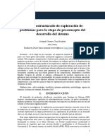 Structured Problem English ES