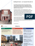 Historic England Corporate Plan 2019-22