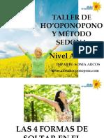 MetodoSedona y Hooponopono_Nivel Avanzado