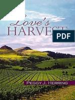 Peggy J Herring La Cosecha Del Amor