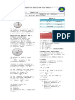 Guia Grado 10-b Angulos Central, Sistema Sexagecimal, Conversiones