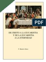 Saenz Ramiro - Cristo y La Eucaristía
