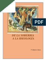 Saenz Ramiro - De La Soberbia a La Ideologia