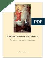 Saenz Ramiro - El Sagrado Corazon de Jesus y Francia